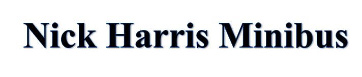 Nick Harris Minibus